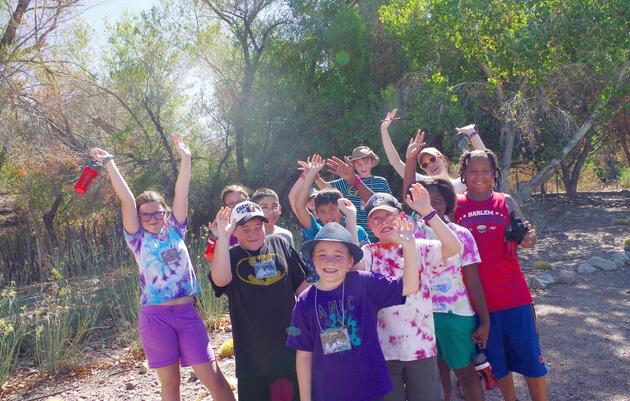 Audubon Adventures Summer Camp