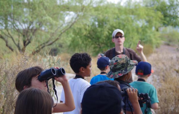 Audubon Adventures Summer Camp 2018