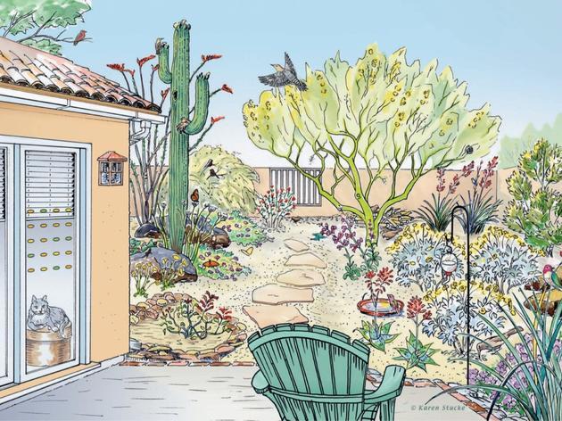 An Invitation to a Healthy Arizona Home